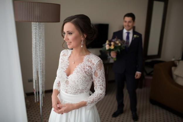 Свадьба Екатерины и Олега