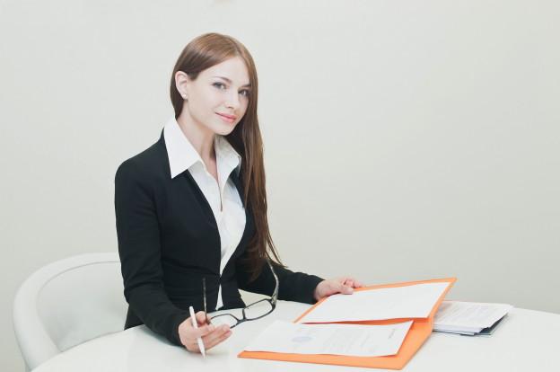 Макияж для делового портрета