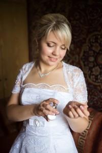 Свадебный образ для Елены