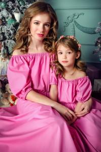 Фотосессия в платьях