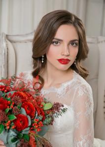 Весенние свадебные образы