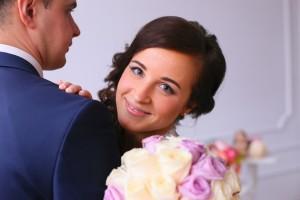 Свадебный образ Оксаны