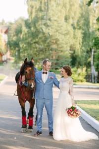 Летняя свадьба Анны