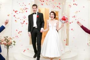 Ретро-образ на свадьбу