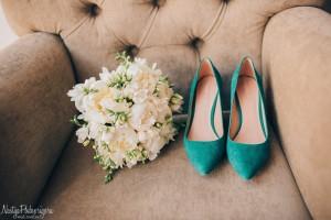 Красивая свадьба августа 2016