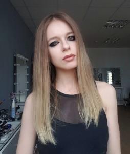 Макияж Аврил Лавин