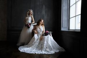 Свадебные образы 2017
