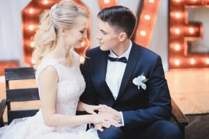 Свадебный образ Иры