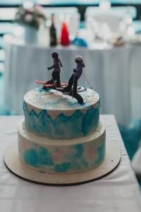 Горнолыжная свадьба