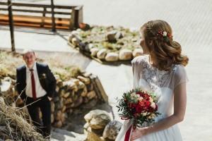 Солнечная апрельская свадьба