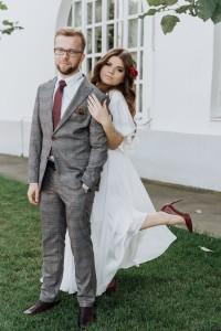 Свадебный образ Надежды