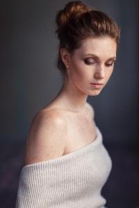 Портретная съёмка с естественным светом